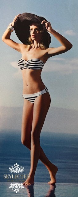 Es una buena opción como bikini de repuesto. Un marinero en la maleta de viaje siempre es un acierto. Eh, hablo de bikinis, eh.?