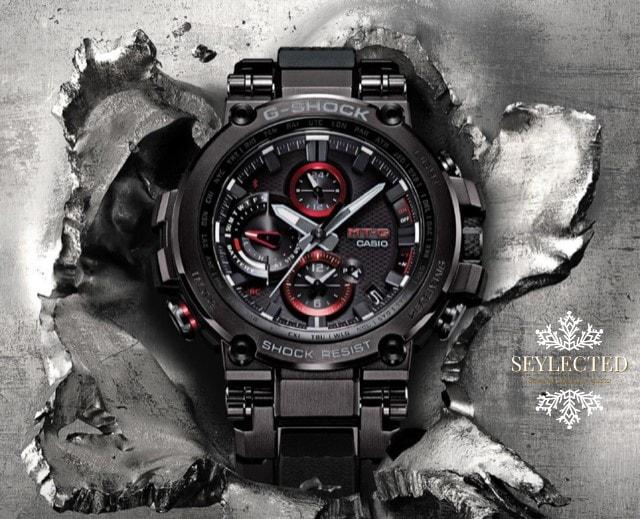 No se me ocurre mejor manera de identificar la robustez y diseño de un reloj que emergiendo de un acero. Un bravo por el Rodin del anuncio publicitario